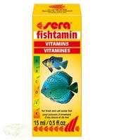 FISHTAMIN жидкие мультивитамины для рыб,15мл