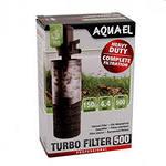 Внутренний фильтр Aquael TURBO-  500, 500 л/ч, 0-150 л