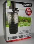 Внутренний фильтр Aquael TURBO- 1000 1000 л/ч, 150-250 л.
