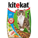 "Kitekat 15 кг, Корм сухой для взрослых кошек ""Улов рыбака"""