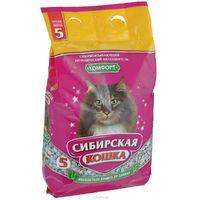Сибирская Кошка КОМФОРТ 5л