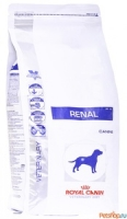 Для собак при почечной недостаточности 2 кг, Renal RF16