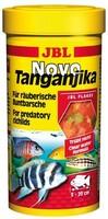 JBL NovoTanganjika - Корм в форме хлопьев из рыбы и планктонных животных для хищных цихлид из озер Малави и Таньгаика, 1 л. (172 г.) JBL3002100