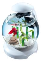 Tetra Cascade Globe White 6,8 л - аквариумный комплекс - шар белый