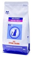 Для кастрированных котов (1-7 лет), 0,4 кг Neutered Young Male