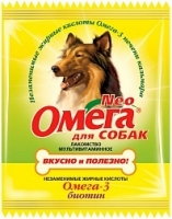 ОМЕГА NEO для собак БИОТИН