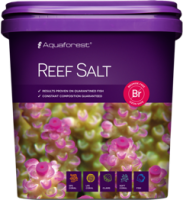 Aquaforest Reef Salt (22кг)
