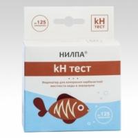 Тест kH - тест для измерения карбонатной жесткости воды