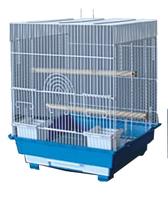 Алиса 724 Клетка для птиц 40*40*49