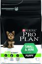 Pro Plan 7 кг, Корм сухой для щенков мелких и карликовых пород с Курицей и Рисом