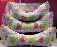 Лежанка Пухлик №3 меб.ткань