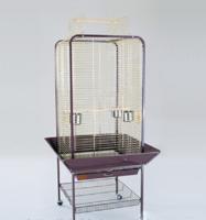 Вольер для птиц 80*80*152см, A16G, золото