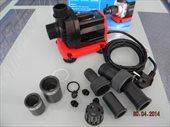 """Помпа подъемная ES-4500 Water Pump Essence series 4400л/ч, h2,6м, 40Вт, вход D32(1""""), выход D25(3/4"""")"""