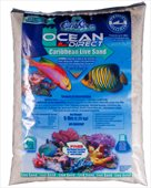 Грунт Carib Sea Ocean Direct Oolite живой оолитовый песок 0,1-0,7мм 18,14кг