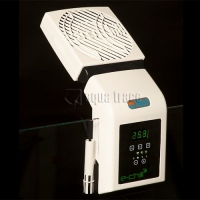 Вентилятор одинарный аквариумный с термоконтролером