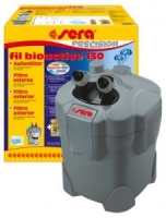 Внешний фильтр sera fil bioactive 400 + UV с полной комплектацией