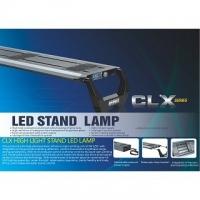Светильник LED CLX-1 для морского аквариума программируемый 50см, 84 Вт, черный, на аквариум 60-90 см