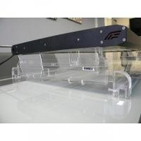 Держатель акриловый (комплект) для светильников CL и CLL (4-х ламповые) для установки на отбортовку аквариума