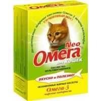 ОМЕГА NEO для кошек МОРСКИЕ ВОДОРОСЛИ