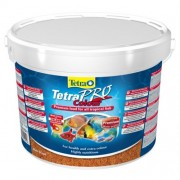 Корм для усиления насыщенности окрасаTetra Pro Color Crisps 10л