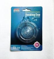 Кормушка для рыб круглая универсальная для сухого и живого корма