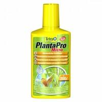 Полноценное удобрение: микроэлементы и витамины для роста растений Tetra PlantaPro Micro 250ml