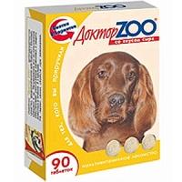 DOCTOR ZOO для собак сыр