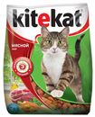 """Kitekat 15 кг, Корм сухой для взрослых кошек """"Мясной пир"""""""