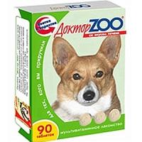 DOCTOR ZOO для собак печень