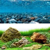 Фон Barbus двухсторонний горная река/ зеленое море высота 50-60 см