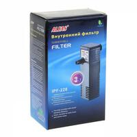 ALEAS Внутренний фильтр с флейтой 220 л/ч IPF-228