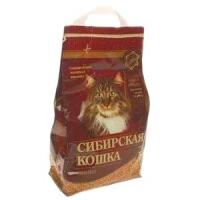 Сибирская Кошка УНИВЕРСАЛ 5л коричн цеолит