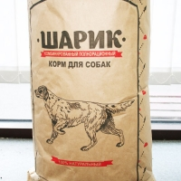 Корм д/собак Шарик 8 кг.