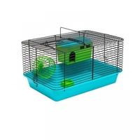 Клетка для мелких грызунов Дарэлл, шаг прута 11мм, 38см*26см*22см