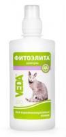 ФИТОЭЛИТА шампунь для кошек короткошерстных