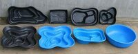 Пластиковые пруды!