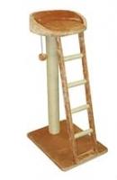 """домик-когтеточка с лестницей и лежаком """"Аскольд"""""""