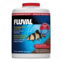Корм для усиления окраса рыб Fluval 750 ml (гранулы)