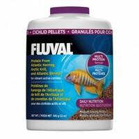 Корм для цихлид Fluval 750 ml