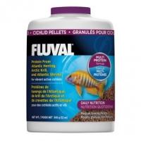 Корм для цихлид Fluval 750 ml (гранулы)