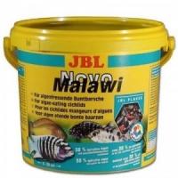 JBL NovoMalawi - Корм в форме хлопьев для растительноядных цихлид из озер Малави и Таньгаика, 1 л. (156 г.) JBL3001100