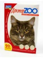 DOCTOR ZOO для кошек биотин-таурин (ЗДОРОВ КОЖ ШЕРСТ)