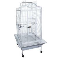 Клетка BC14W для птиц, эмаль, белая, 820*770*1560мм