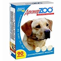 DOCTOR ZOO для собак морские водоросли