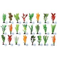 Растение шелковое Barbus 30см. 1шт. в ассортименте