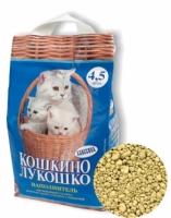 Кошкино лукошко КЛАССИКА 4.5л диатомит