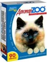 DOCTOR ZOO для кошек мор водор (ЗДОРОВ ИММУН)