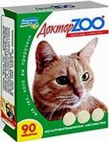 DOCTOR ZOO для кошек протеин (ЗДОРОВ КРАСОТА)