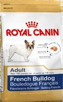 FRENCH BULLDOG ADULT (ФРАНЦУЗСКИЙ БУЛЬДОГ ЭДАЛТ) 3 кг